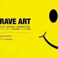 Rave Art by Chelsea Louise Berlin and Mark Moore (Hardback)