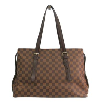 Louis Vuitton Damier Chelsea N51119 Women's Shoulder Bag Ebene BF308051