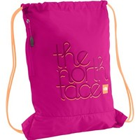 The North Face Toddler 'Sack Pack' Drawstring Bag - Purple