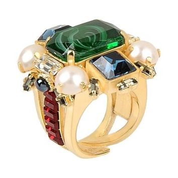 Emilio Pucci Ring - Women Emilio Pucci Rings online on YOOX United States