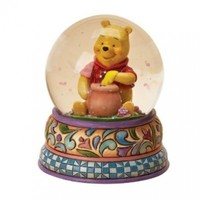 Disney Traditions by Jim Shore 4015345 Winnie the Pooh Waterball 65mm