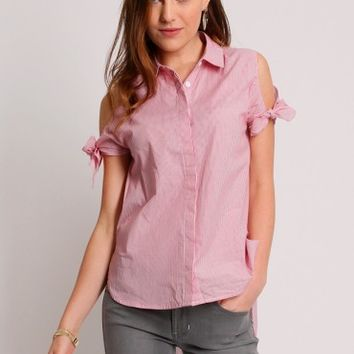 Primrose Bow Blouse