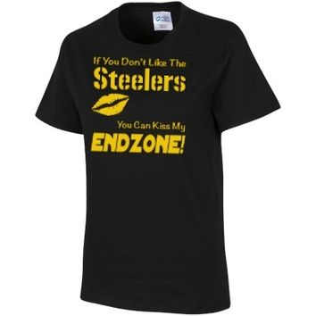 If You Don't Like The Steelers, You Can Kiss My EndZone
