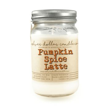 Pumpkin Spice Latte - 16oz Soy Candle