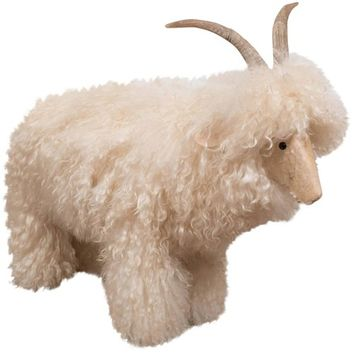 A Midcentury Sheep Sculpture in the Style of Lalanne | nyshowplace.com