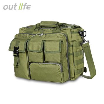 Cqc Tactical Cross Body Backpack Outdoor Military Army Chest Pack Messenger Shoulder Bag Hunting Camping Hiking Climbing Bags Climbing Bags