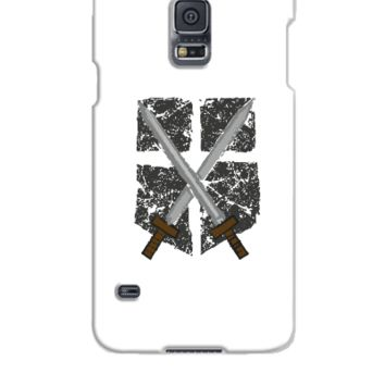 Attack On Titan - Samsung Galaxy S5 Case