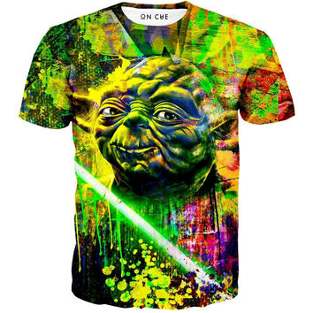 Yoda Splash T-Shirt