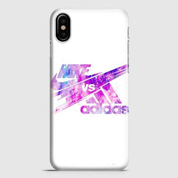 Nike Vintage Aztec iPhone X Case