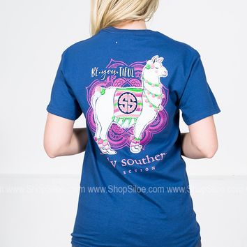 Be.You.Tiful   Navy   Simply Southern