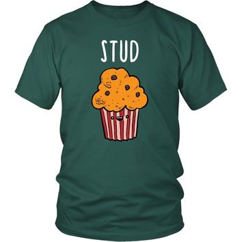 Funny T Shirt - Stud Muffin