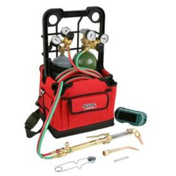 Shop Lincoln Electric Oxygen Welding, Cutting, and Brazing Kit at Lowes.com