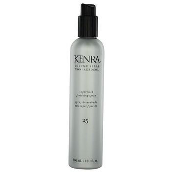 Kenra By Kenra Volume Spray Number 25 Non Aerosol Super Hold Finishing Spray 10.1 Oz