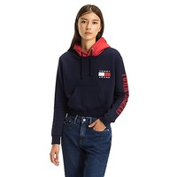 TOMMY JEANS CROPPED HOODIE | Tommy Hilfiger