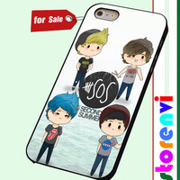 5 Seconds Of Summer 5sos (2) custom case for smartphone case