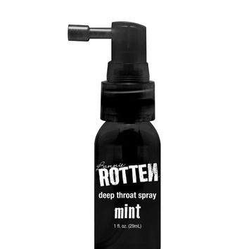 Bonnie Rotten Collection Deep Throat Spray