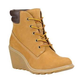 "Timberland Women's   Earthkeepers Amston 6"" Boot"