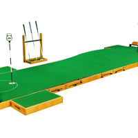 Customizable Indoor Putting Green