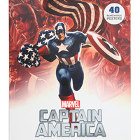 Marvel Captain America Poster Collection