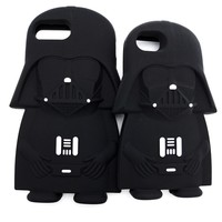 3D Star Wars Darth Vader Cartoon Silicone Phone Cases