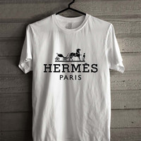 Hermes Paris 412 Shirt For Man And Woman / Tshirt / Custom Shirt