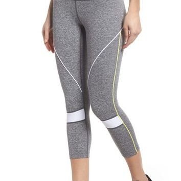 Zella Piper High Waist Crop Leggings | Nordstrom