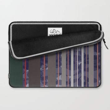 PATTERN LINES Laptop Sleeve by IN LIMBO ART | Society6