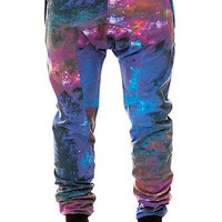 The Harem Sweatpants in Galaxy