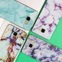 Marble Image Case For Samsung Galaxy S3 S4 S5 S6 S7 Edge S8 Plus J1 J2 J3 J5 J7 A3 A5 2015 2016 2017 Core Grand Prime Case
