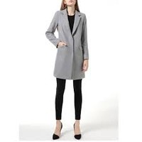 grey coat womens - Google Search