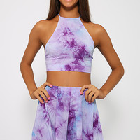 Walk It Shorts - Purple