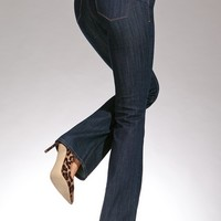 Boston Proper All the Right Curves Slim Boot-Cut