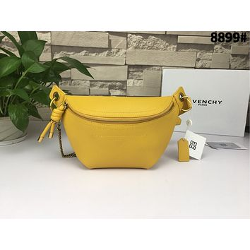 HCXX 19June 528 Givenchy Paris Whip waist pack 28-16-10 yellow