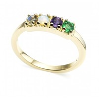 18kt Love Ring by Lulu Frost CODE | Charm & Chain
