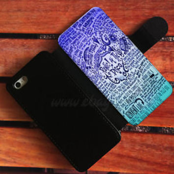 Design Panic At The Disco Wallet iPhone cases Samsung Wallet Leather Phone Cases