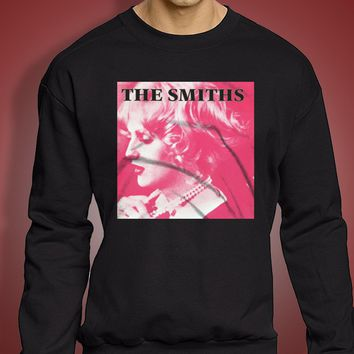 The Smiths Sheila Take A Bow Morriss Men'S Sweatshirt