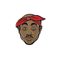 All Eyez On Me Lapel Pin