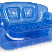 Inflatable Bubble Couch - Ocean Blue