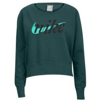 Nike Box Read Fleece Crew - Women's at Foot Locker
