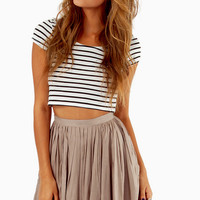 Chilton Pleated Skirt $30