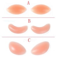 SIMPLE - 3 Types Silicone Breast Lift Boob Push Up Invisible Bra a11255