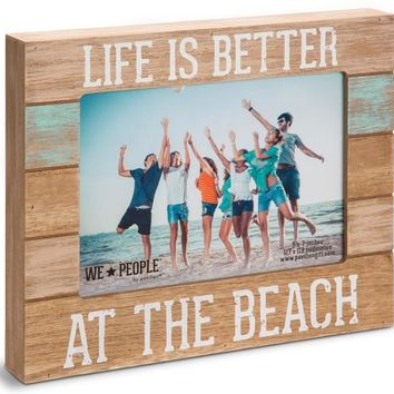 Beach People Picture Photo Frame