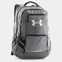 Under Armour Storm Hustle II Backpack in Graphite 1263964-040