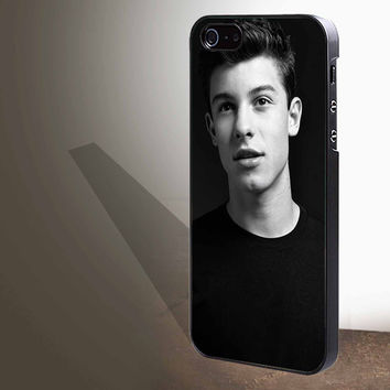 "Shawn Mendes jeune homme a beaucoup de charme  for iphone 4/4s/5/5s/5c/6/6+, Samsung S3/S4/S5/S6, iPad 2/3/4/Air/Mini, iPod 4/5, Samsung Note 3/4 Case ""005"""