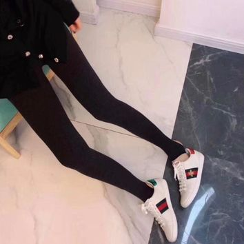 """""""Givenchy"""" Women All-match Solid Color Thickened 1900D Leggings Stockings Pantyhose Tights"""