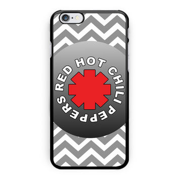 Red Hot Chili Peppers Chevron iPhone 6 Plus Case