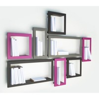 Creative Displays Stick Metal Shelves Storage Shelf
