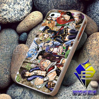 Fairy Tail Guild Members For iPhone Case Samsung Galaxy Case Ipad Case Ipod Case