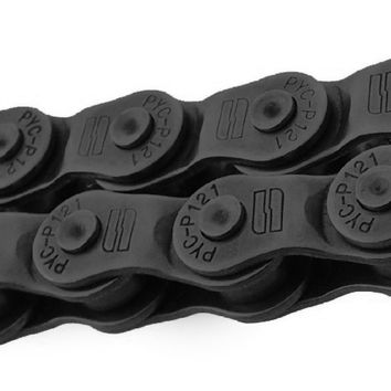 Pyc P121 Half-Link Chain Black 100 Links