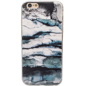 Marble Grain iPhone 7 7Plus & iPhone 6s 6 Plus Case + Gift Box-129